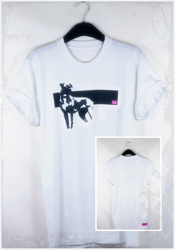 shirt 14 boxer dog animal tshirt pink rolled up sleeves white t-shirt casual t-shirts crew neck t shirt tumblr london white top swag london style top top shop t-shirt