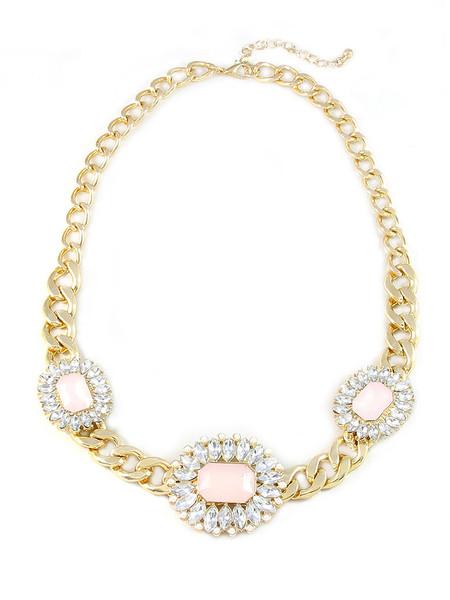 Rose dream necklace