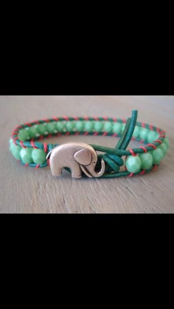 jewels bracelets elephant bracelet
