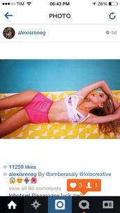 swimwear,alexis ren,beach