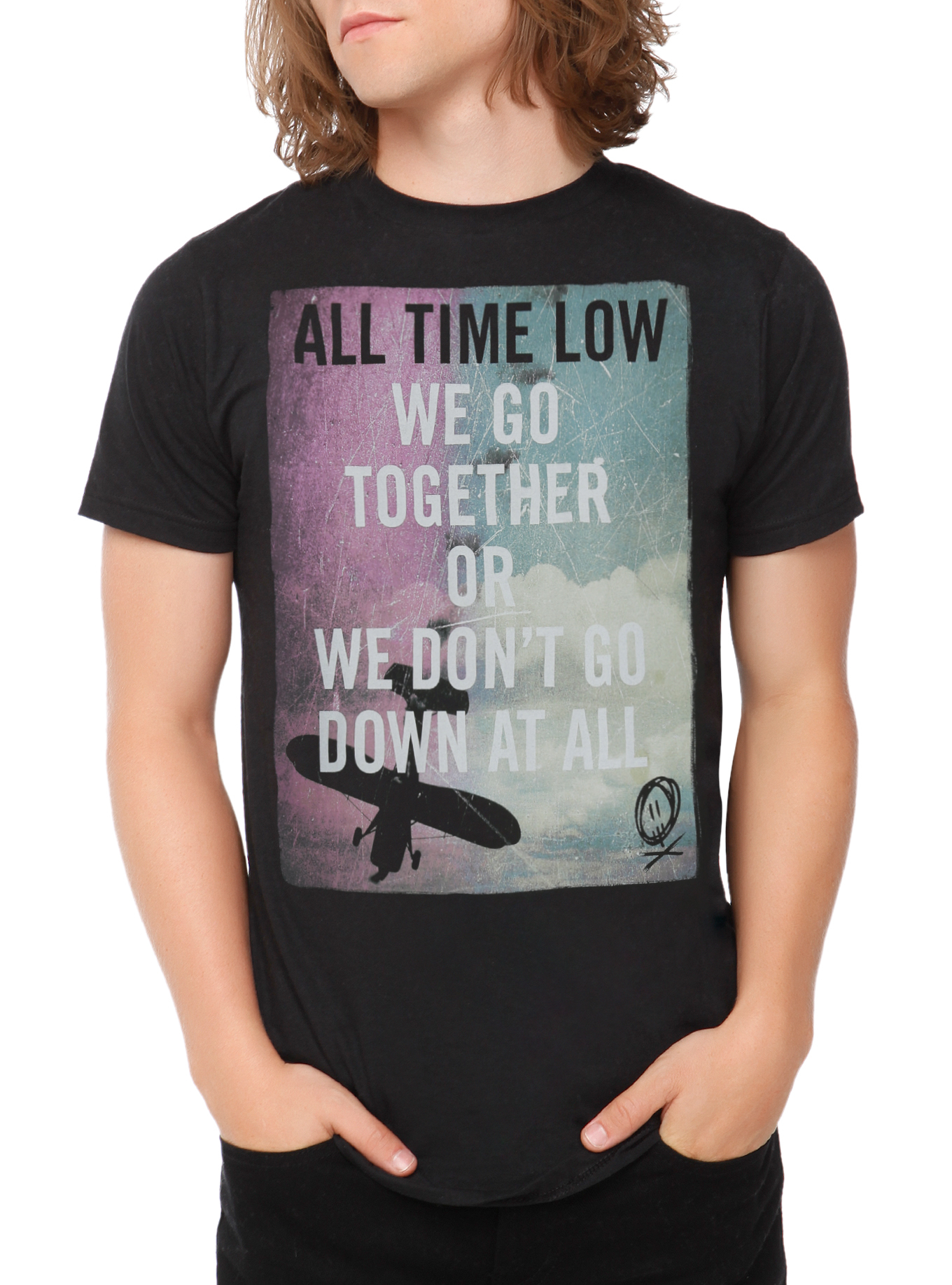 All time low down t