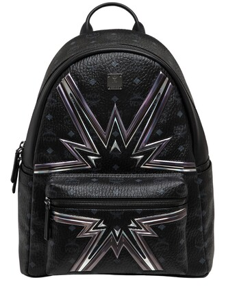 cyber backpack black bag