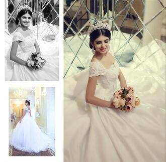 dress princess bridal dresses 2016 wedding dresses spanish style wedding dresses a line wedding gowns vintage lace wedding dress white ivory wedding dresses