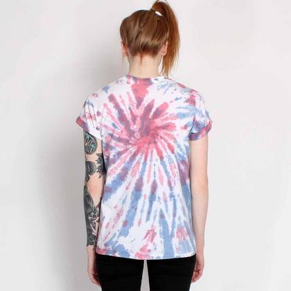 HEARTS & BOWS Hearts & Bows Tie Dye Pixie Boyfriend T Shirt | ARK