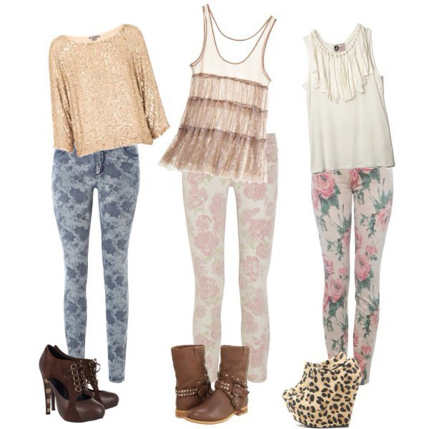 jeans floral faded jeans skinny jeans floral pants