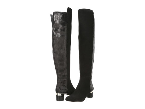 MICHAEL Michael Kors Alaysia Tall Boot Black - Zappos.com Free Shipping BOTH Ways