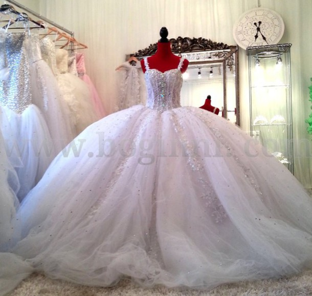 dress wedding dress princess wedding dresses