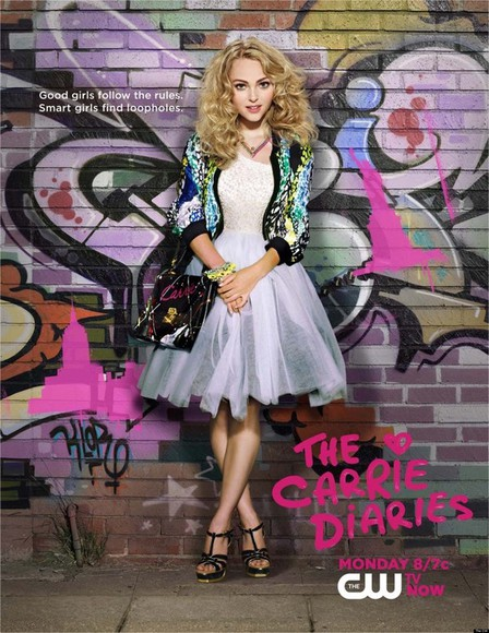 carrie bradshaw the carrie diaries jacket