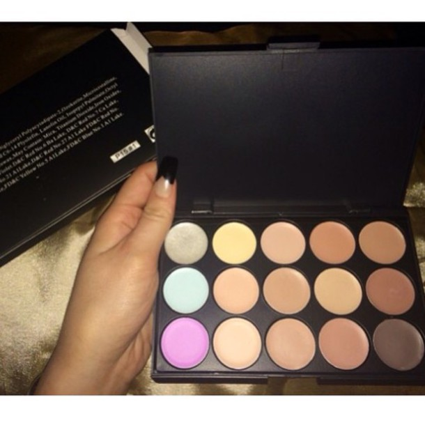 make-up makeup palette