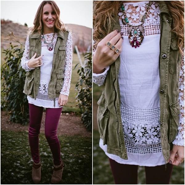 shirt top blouse floral crochet blogger fashion blogger style blogger fashion diaries style diaries ootd wiwt