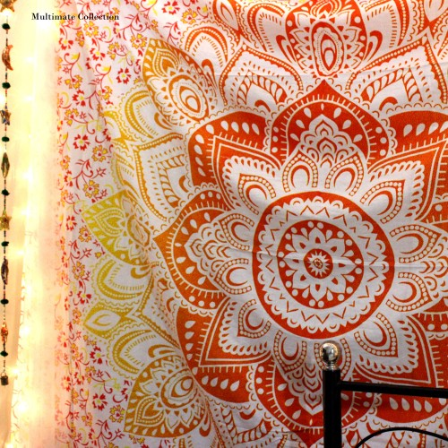 Indian wall tapestries Cool tapestry Beautiful hippie blankets