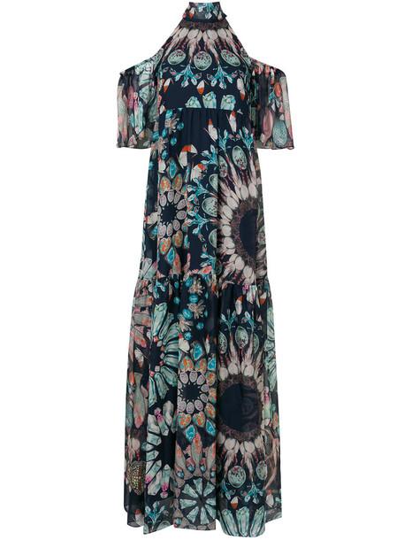 Temperley London dress women spandex cold silk