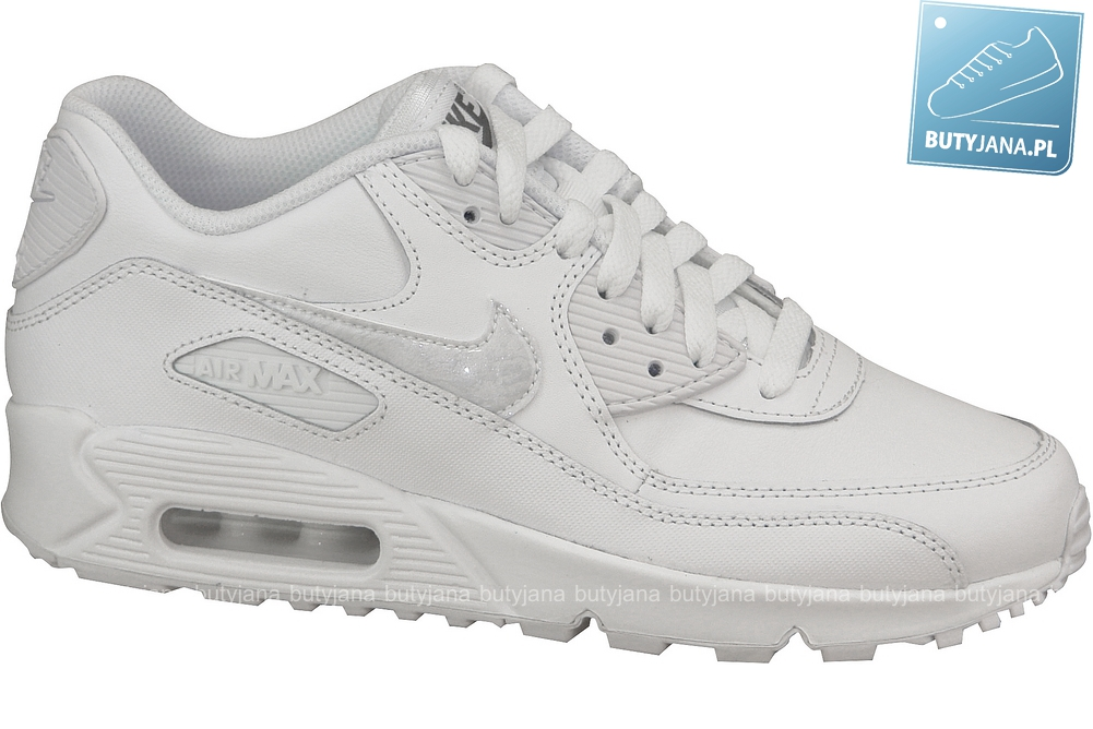 Nike Air Max 90 Ltr (gs) White | Treesse