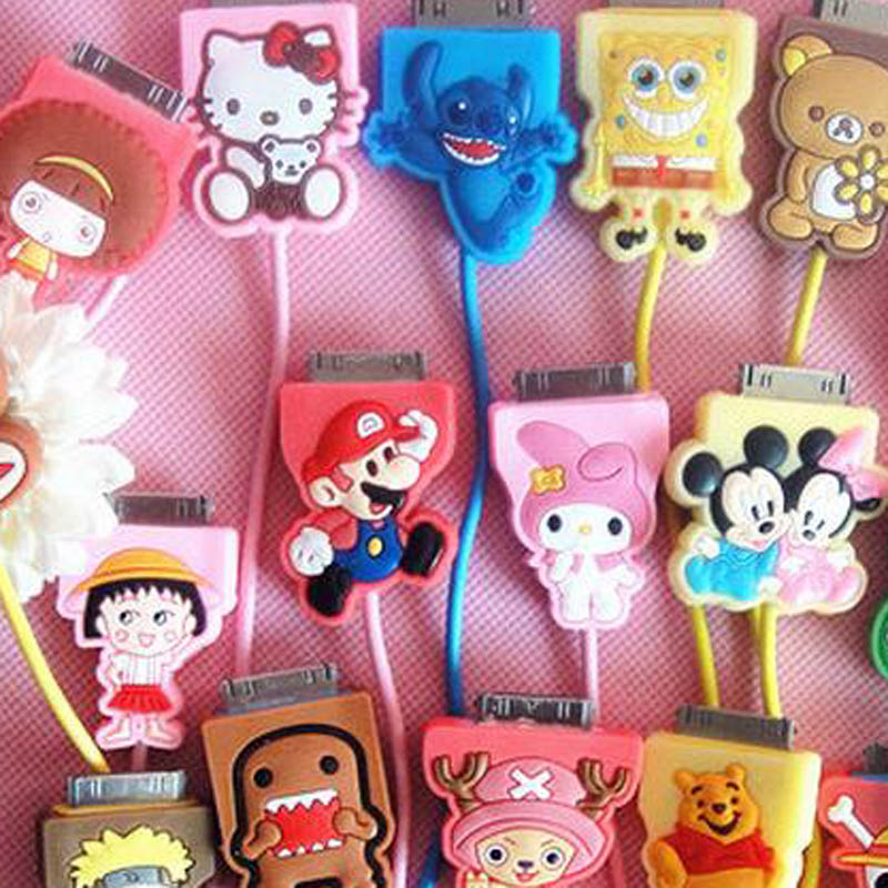 Cute Cartoon Style Mario USB Data Sync Charger Cable for iPhone 4 4S iPhone 5 5g | eBay