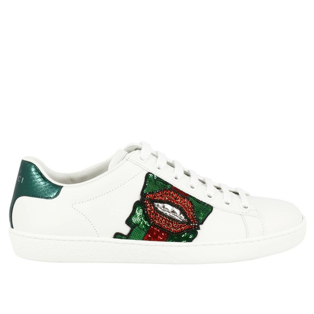 gucci sneakers. women sneakers shoes white