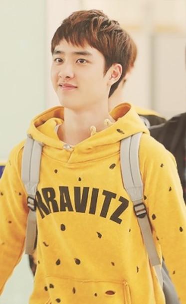 sweater korean fashion exo kpop