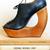Shoes, Rockin Wedge Booties - Black