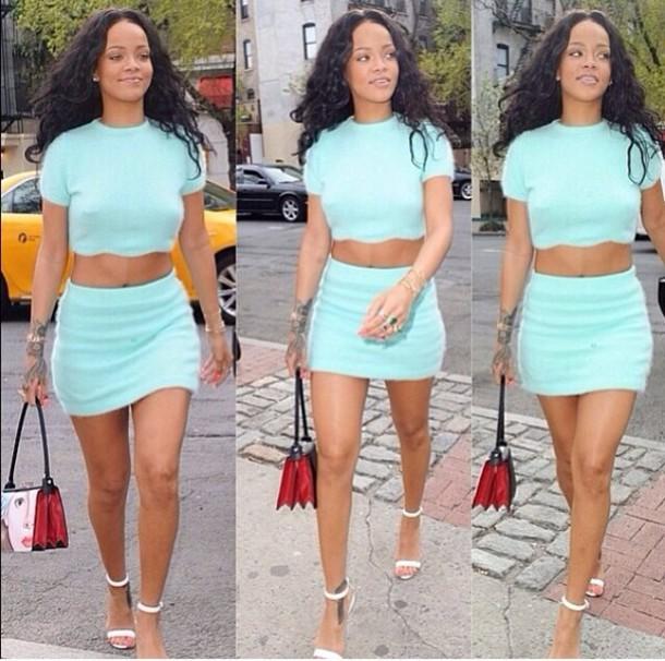 Rihanna Early 2000s