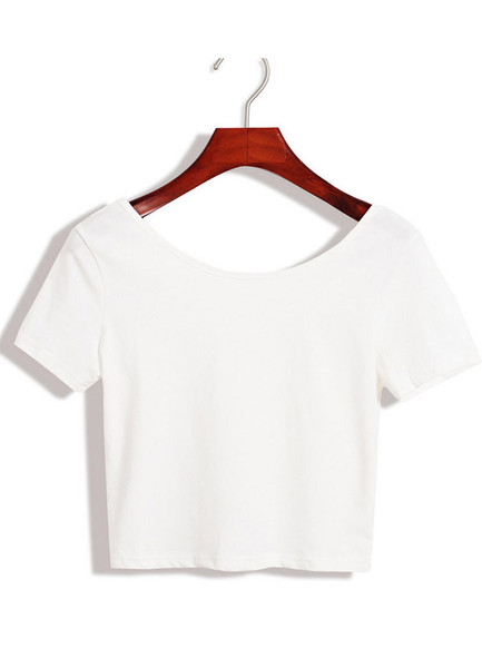 Betty Crop Tee   Outfit Made