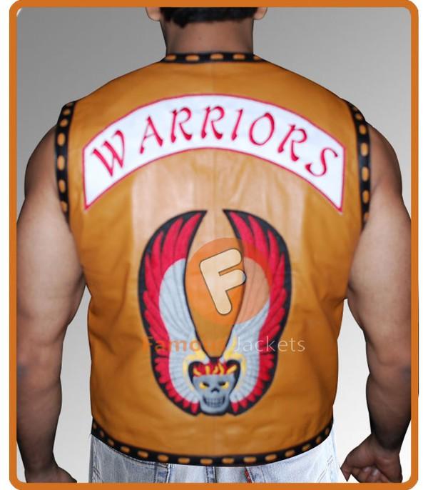 jacket warriors ajax vest lifestyle clothes menswear fashion