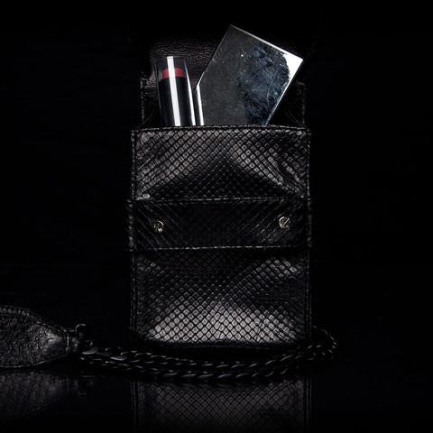 CHINA Small Cross Body   Elisabeth Weinstock - Exotic Snakeskin Handbags & Accessories