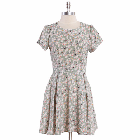 $42.99 : shopruche.com, vintage inspired clothing, affordable clothes, eco friendly fashion