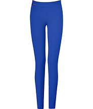 Ocean Blue Bi-Stretch Cotton Pants - Jeans & Pants - Clothing - Women