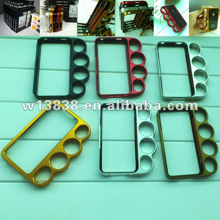 Buy knuckle case for iphone5,aluminum bumper case for iphone 5,knuckle aluminum case for iphone 5 product on alibaba.com