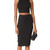 Cosabella Minimalista Crop Cami & Skirt Set - Black