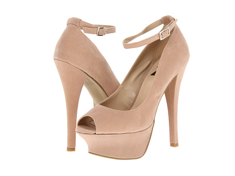 Type Z Octavia Nude - Zappos.com Free Shipping BOTH Ways