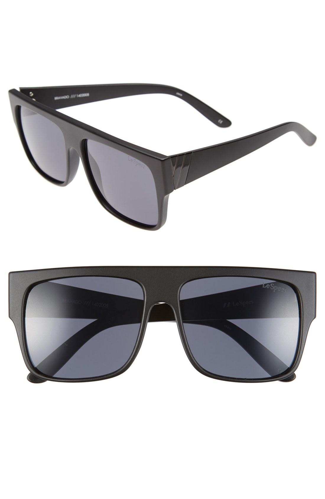 c3b7abc4d7 Le Specs  Bravado  59mm Retro Sunglasses
