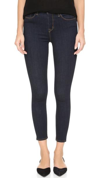 L'Agence Margot Skinny Jeans - Midnight