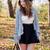 Kolorowa dusza: Mini skirt