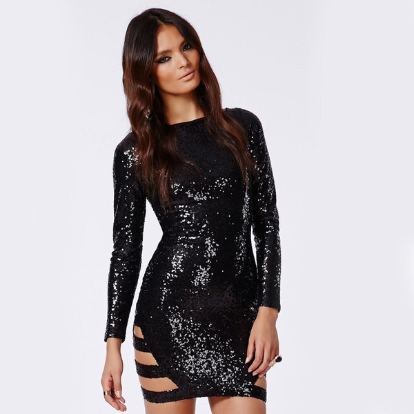 Martha sequin dress