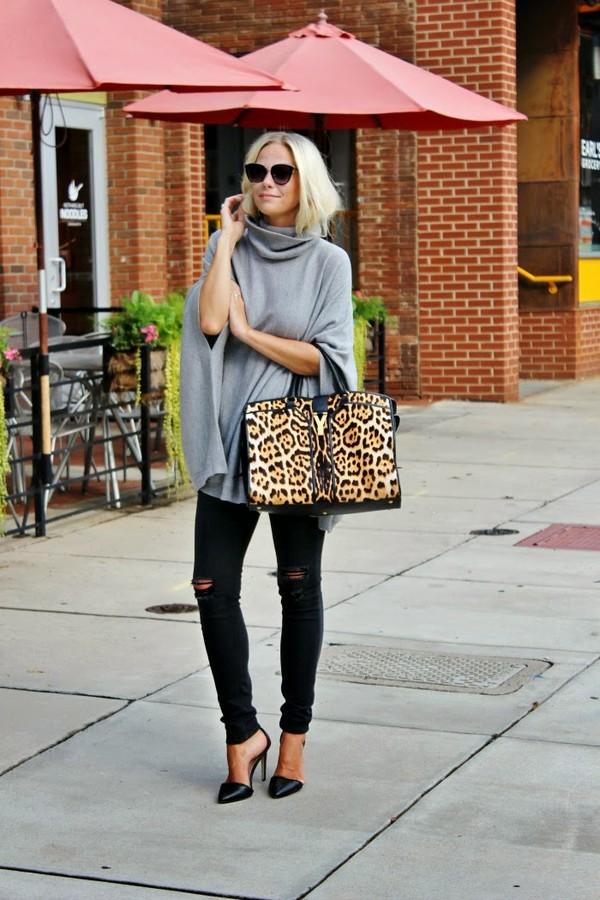 b soup blogger jeans jacket bag shoes