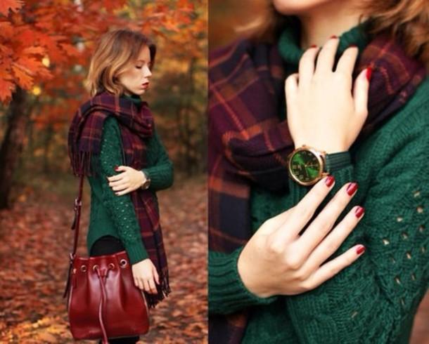 scarf burgundy maroon scarf outfit burgundy burgundy scarf tartan tartan scarf nails