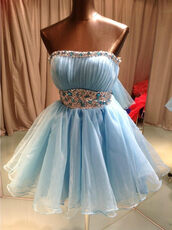 sky blue dresses,short dress,bridesmaid,prom dress,homecoming dress,sweet 16 dresses,party dress