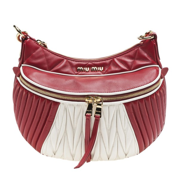 Miu Miu bag white red