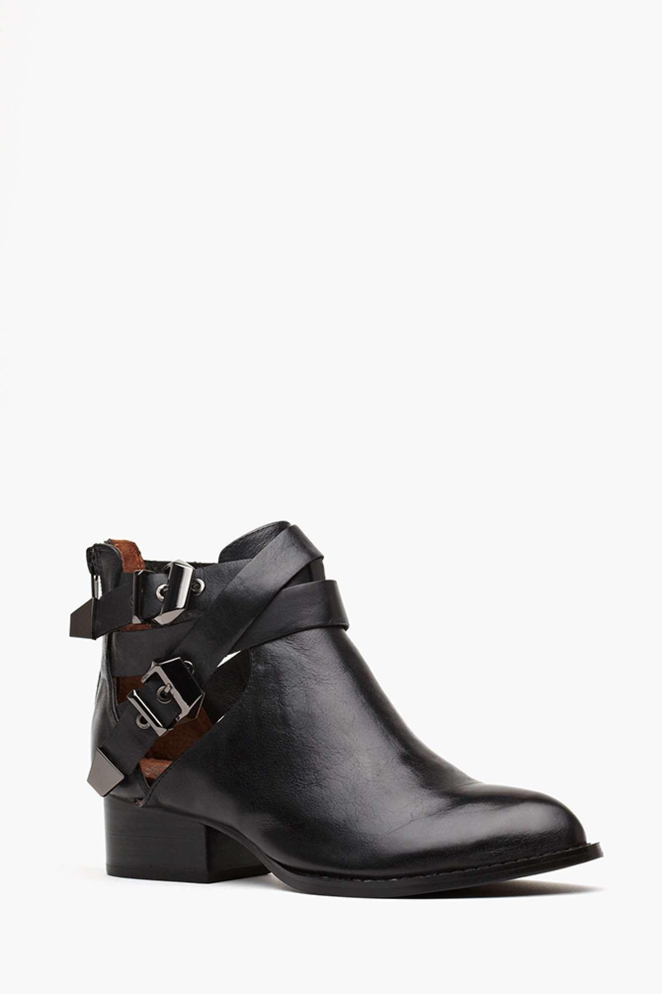 Jeffrey campbell everly cutout boot