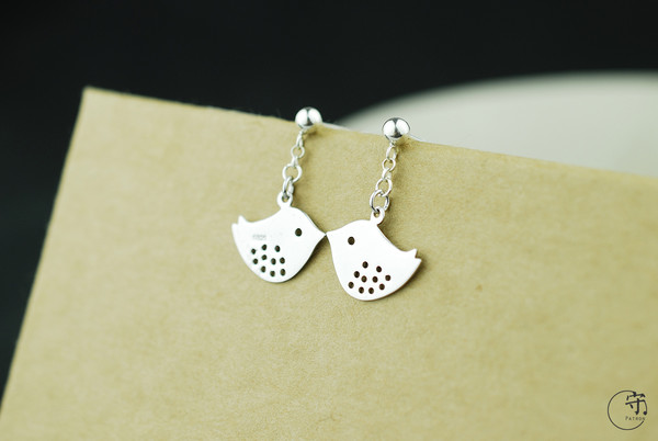 jewels birds earrings women earrings handmade earrigns