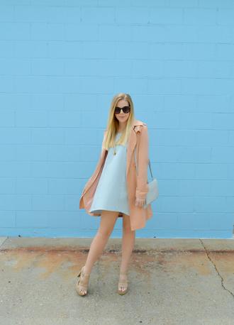 fash boulevard blogger dress coat shoes jewels