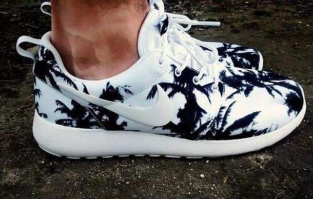 Roshe Run Palm Trees