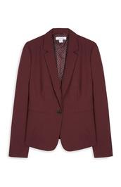 jacket,blazer,wine red