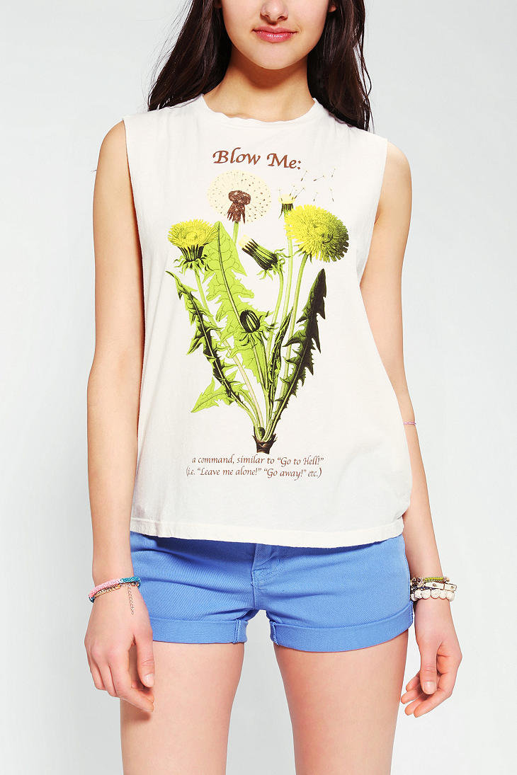 Truly madly deeply blow me muscle tee on wanelo