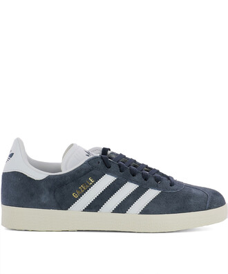 sneakers blue suede shoes