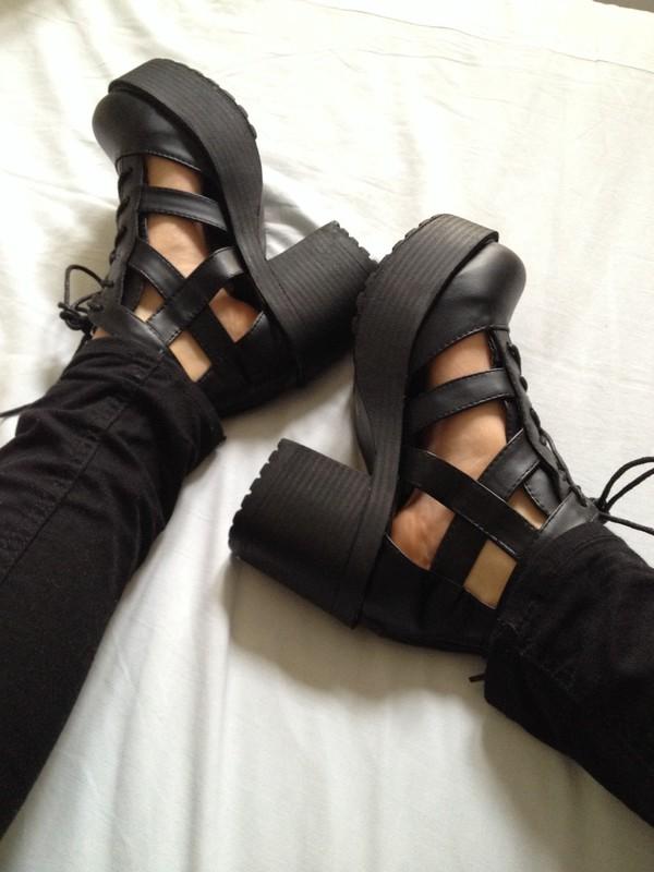Chunky Heels Cheap
