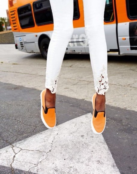 jeans shoes white jeans asos lace pants