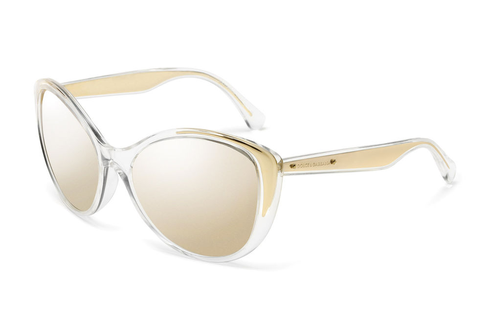 fast color amazing price undefeated x New Dolce Gabbana DG 6075K 18ct Gold Plated Edition Women's ...