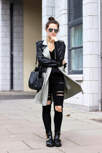 the little magpie jeans top jacket shoes