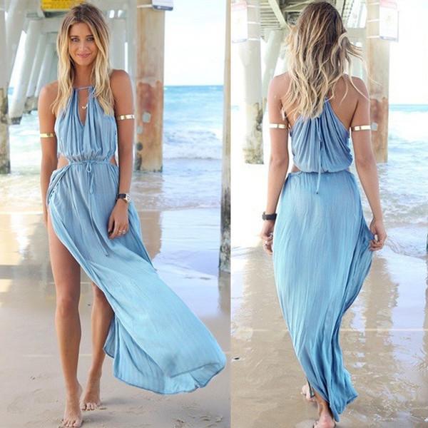 Sigourney maxi dress